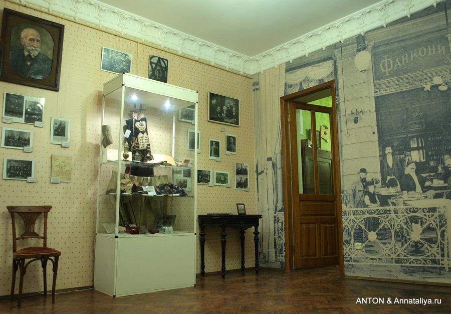 Музей истории евреев Одессы.