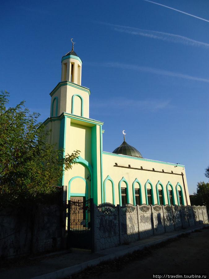 Соборная мечеть.