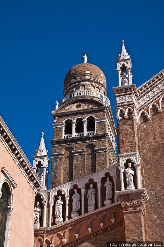 Церковь MADONNA DELL'ORTO