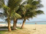 Пляж рядом с набережной