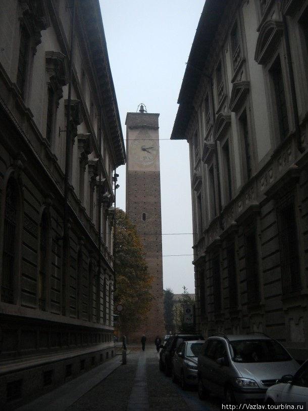 Один из башен