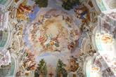 Центральная фреска Вознесение Марии