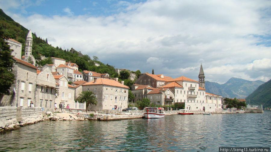 Там где время течёт размеренно и неторопливо Пераст, Черногория