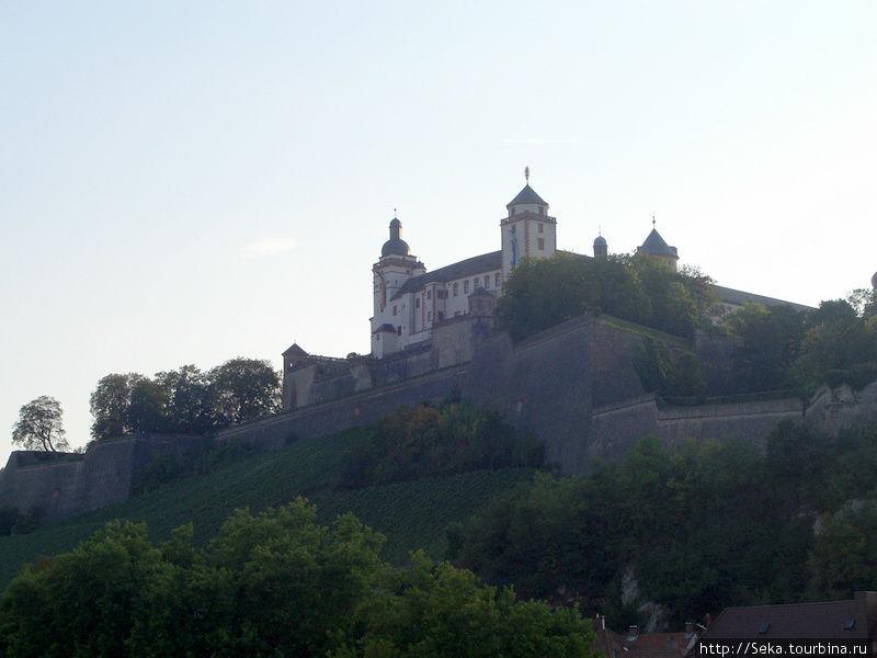 Крепость Мариенберг.