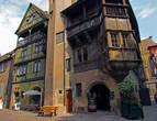 знаменитое здание — Maison Pfister (1537 г.)