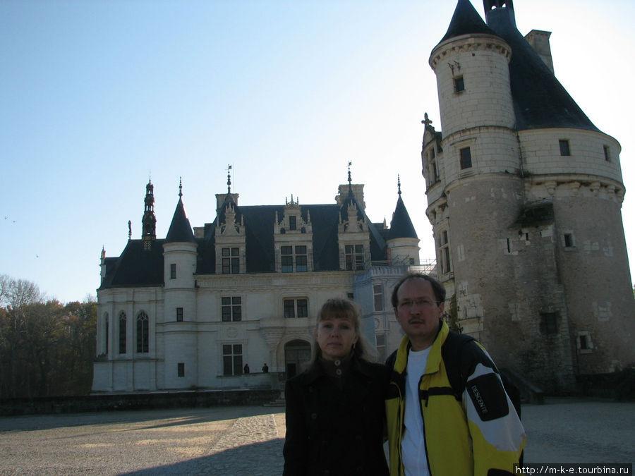 Замок Шенонсо — Башня де Марк