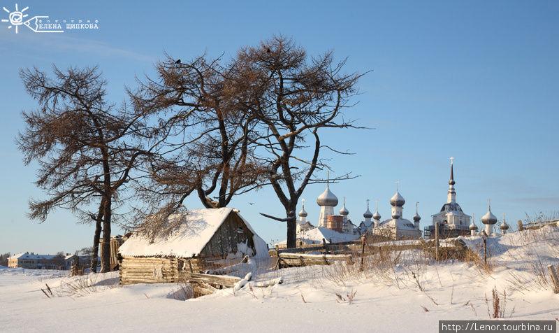 Поселок Соловецкий