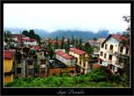 Сапа...Очень уютный и красивый городок. Тут все для туристов...