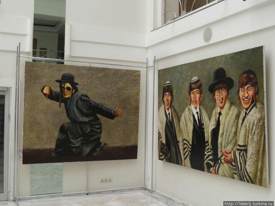 Майкл Джексон и Ливерпульская четверка