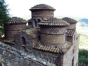 Византийский храм Католика