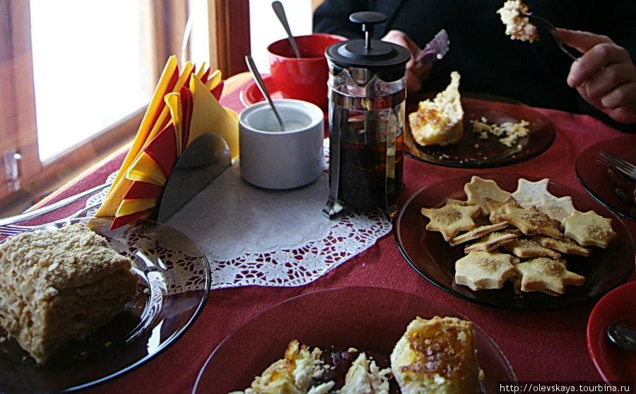 Любимое печенье Левитана звездочками