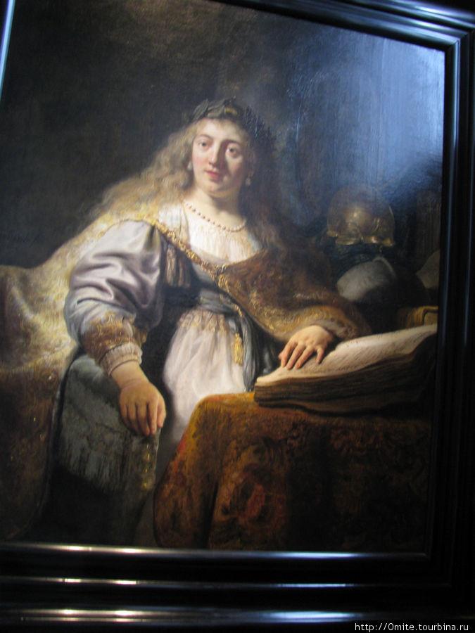 рембрандт картины с названиями фото