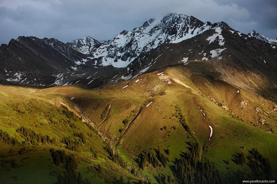 Горы киргизии фото #15