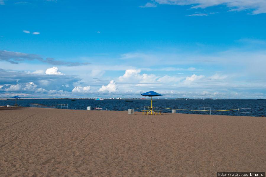 Пляж в кронштадте фото