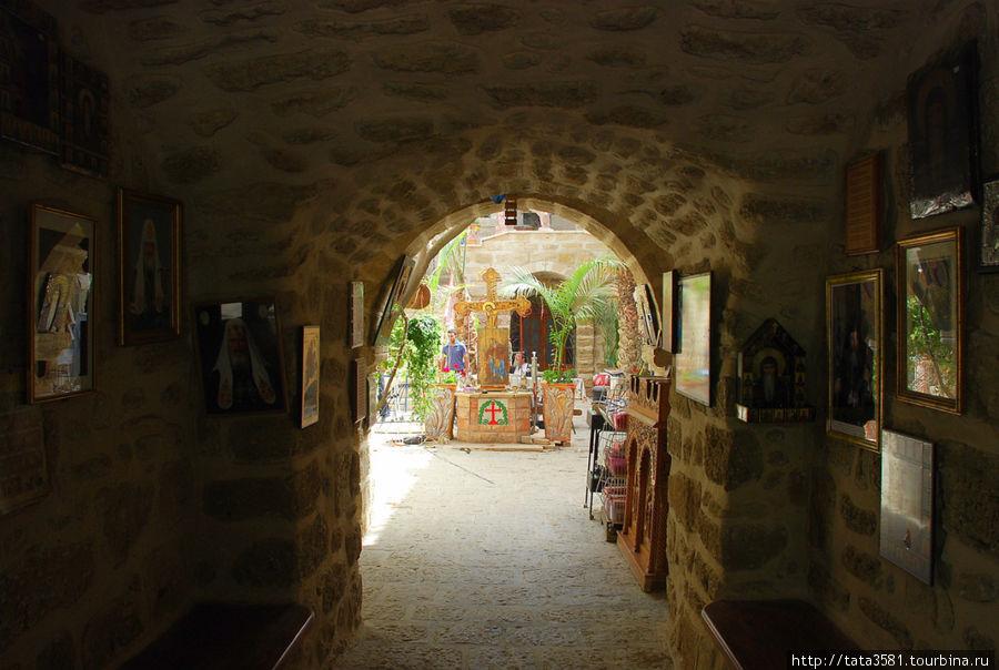 фото монастыря святого герасима в израиле менее ивашова