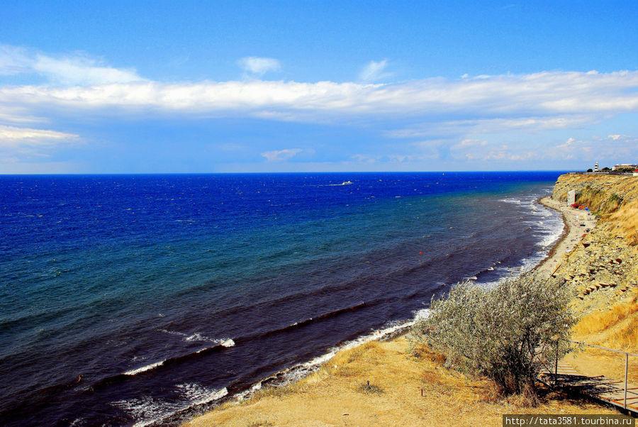 картинки берега анапы незапамятных времен
