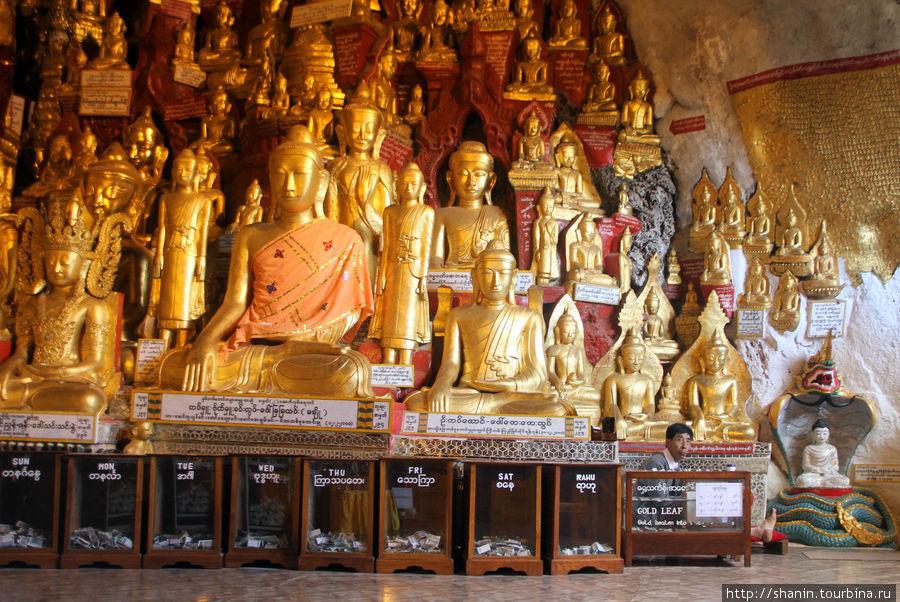 10 тысяч Будд в пещере - как на складе: valeryshanin — LiveJournal