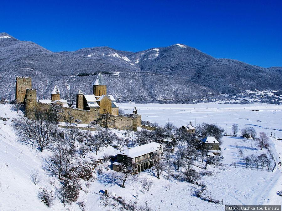 тбилиси что посмотреть зимой что этой