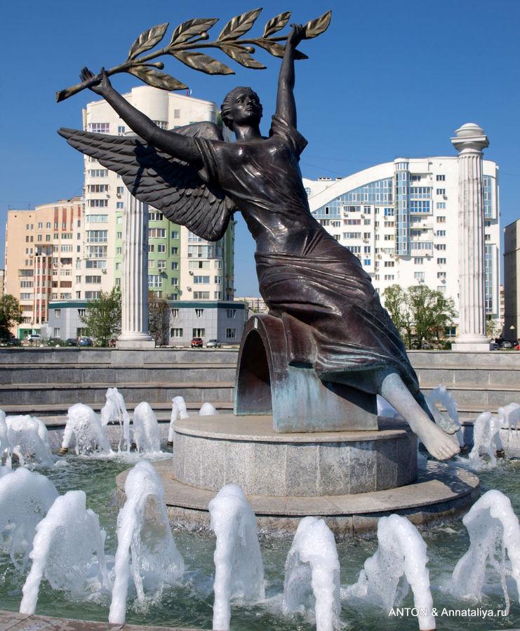 белгород достопримечательности фото с описанием одно самых известных