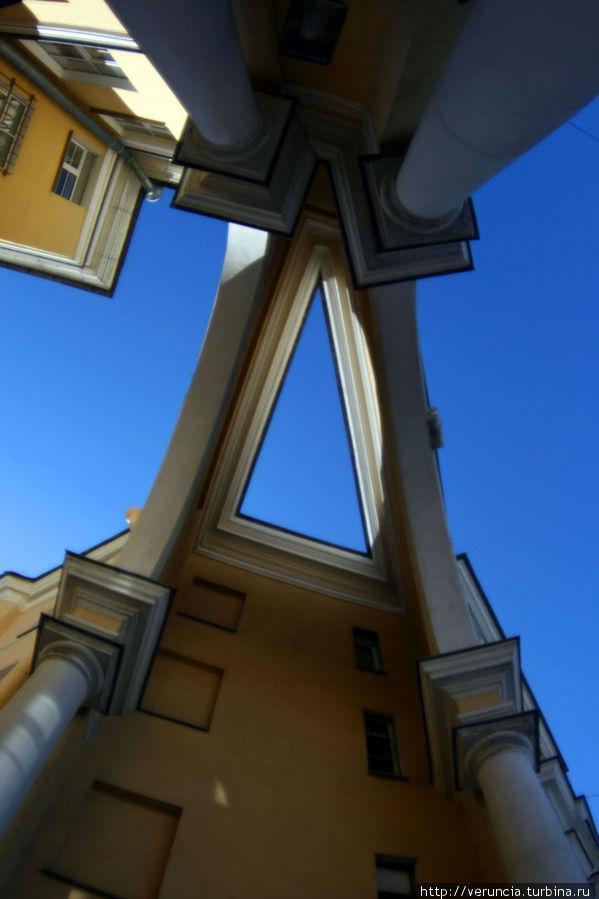 геометрия фото санкт петербург этой