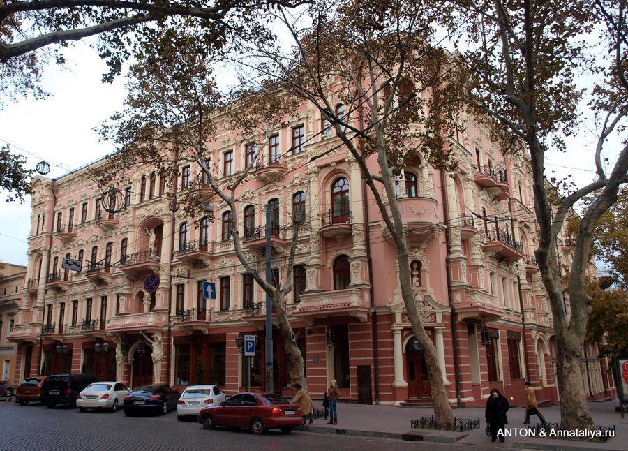 одесса пушкинская улица фото счастью жив