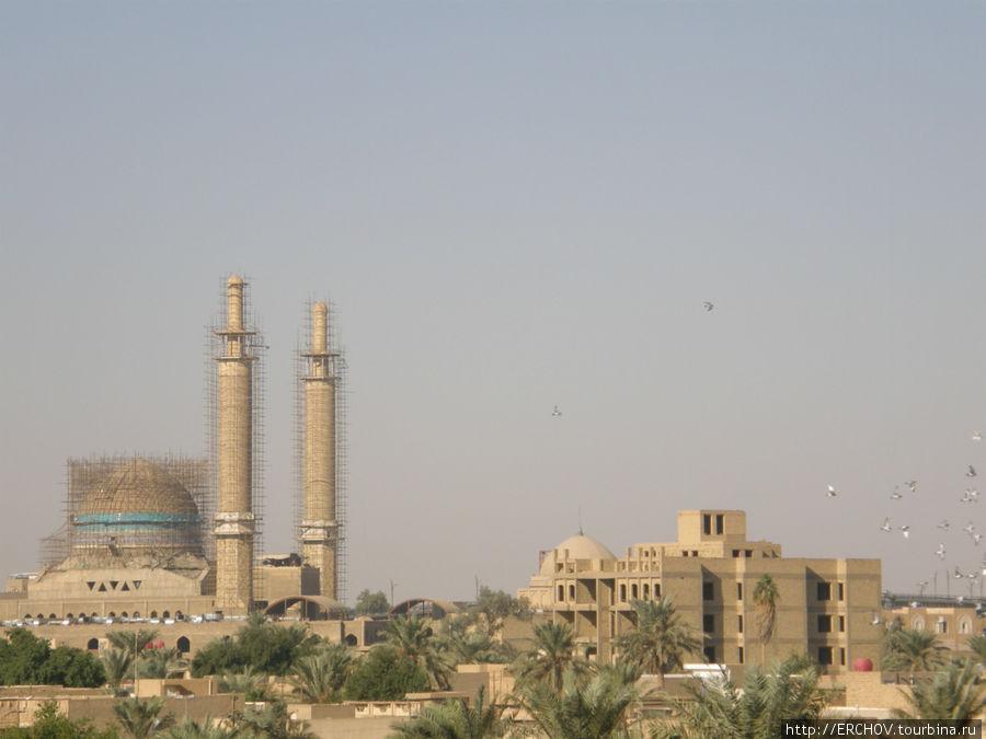 ирак наджаф фото мужа