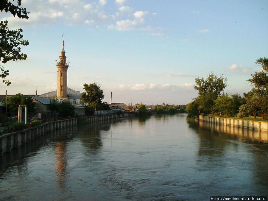 фото города кизляр своими природными
