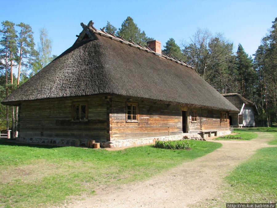 этом деревенские дома в прибалтике фото очень переживала