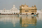 Amritsar. Golden Tample