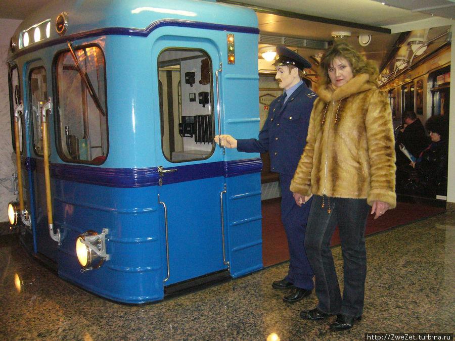 Музей метро на приморской фото