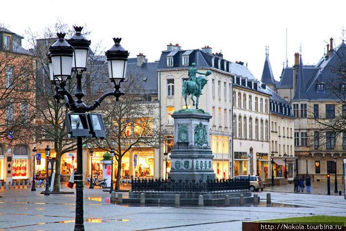 Какая столица у люксембурга коттеджные поселки в сша